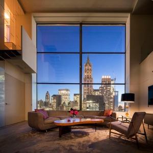 TriBeCa penthouse NY