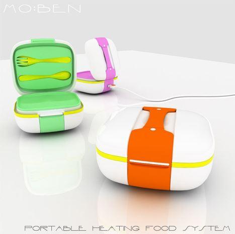 Moben lunch box
