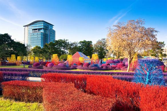 Colourful campus 2